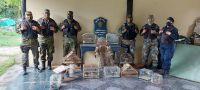 La Policía de Salta actuó para desarticular sendas maniobras delictivas