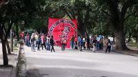 Manifestaciones y protestas en Salta: hay varias arterias cortadas y SAETA desvía las unidades