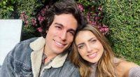 Michelle Renaud y Danilo Carrera junto de nuevo