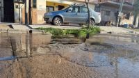 ¡Qué hedor! Desde hace dos años, vecinos de un barrio salteño tienen que convivir con un río de aguas cloacales