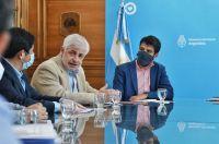 Orán y San Martín afianzan vínculo con el Gobierno nacional con obras y programas