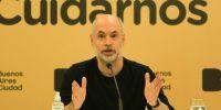 Horacio Rodríguez Larreta ratifica la presencialidad para Primaria e Inicial