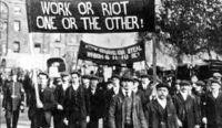 Día del trabajador. Fuente: (Twitter)