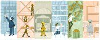 Doodle Google: Día del Trabajador, conmemoración en pandemia