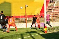 Central Norte rescató el empate sobre el final en Chaco