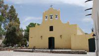 Iglesia de Cachi. Fuente: (Twitter)