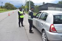 El alcohol al volante mata: detectan más de 60 conductores ebrios este fin de semana en Salta