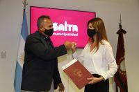Cambios en el gabinete de Bettina Romero: asumió Casas y contó cómo será su esquema de trabajo