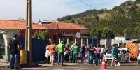 Conmoción en Brasil: Un adolescente mató a tres niños y una maestra