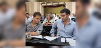 ¿Le sueltan la mano al oficialismo? Omar Exeni e Ignacio Jarsún conformarán su propio bloque en Diputados