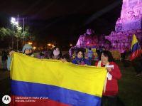 SOS Colombia: los colombianos radicados en Salta protagonizaron una histórica manifestación