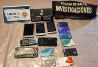 La Policía de Salta logró desbaratar una organización delictiva en Córdoba