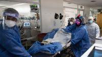 Las muertes por coronavirus en Argentina siguen en aumento: hoy se reportaron más de 600