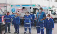 En medio de la emergencia sanitaria, Salud le dará ambulancias nuevas al SAMEC