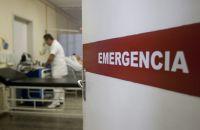 Conmoción: una joven llegó al hospital con un bebé muerto en la mochila