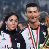 Georgina Rodríguez y Cristiano Ronaldo fueron pillados por sus hijos haciendo esto en la cama