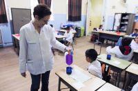 ¡A preparar las tazas! Este lunes 10 de mayo vuelve a distribuirse la copa de leche en las escuelas de Salta