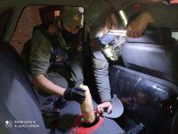|FOTOS Y VIDEO| Así secuestraban una importante cantidad de cocaína escondida en el auto de un salteño