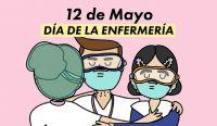 Día Internacional de la Enfermería. Fuente (Twitter)
