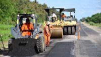 Norte argentino: avanzan las obras de las  rutas nacionales 34 y 50