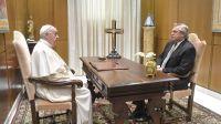 El papa Francisco recibió a Alberto Fernández: desde el Vaticano se destacó algo puntual