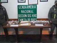 Tráfico de pesos en Salta: se develó el misterio de los millonarios decomisos de parte de Gendarmería