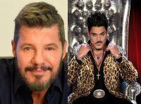 """Marcelo Tinelli fue comparado con Ricky Fort tras la polémica tapa de Caras: """"El mismo cirujano que Ricky Fort y Zac Efron"""""""