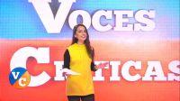 |EN VIVO| Mirá en directo el programa de Voces Críticas de este jueves 13 de mayo
