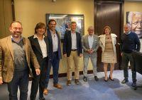Mauricio Macri y Patricia Bullrich se reunieron con los referentes del PRO Salta