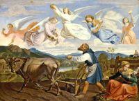 San Isidro Labrador: el santo que trabajaba con los ángeles