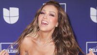 Thalía cautivó a sus fansllegó