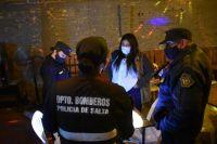 Fiestas clandestinas: entre viernes y sábado se clausuraron unos 33 festejos ilegales en Salta