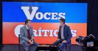 """Matías Posadas, candidato a senador: """"Voy a pedir licencia para poder dedicar un mes a la campaña"""""""