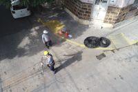 Mañana se hará el retiro de cables en desuso en diversas calles del centro