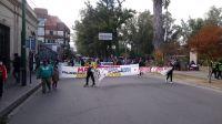 Caos vehicular y protestas en Salta: estos son los desvíos de SAETA por las manifestaciones de este jueves