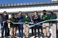 Sáenz y Trotta inauguraron escuelas y adelantaron qué pasará en Salta con la presencialidad