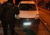 Salteño intentó evadir un control vehicular, pero la Policía lo atrapó justo a tiempo