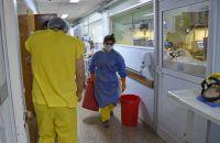 """Hospital colapsado: """"Nos dijeron que si no pueden sostener un paciente déjenlo morir"""""""