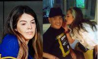 Dalma, Diego y Jana Maradona. Fuente (instagram)