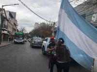 Comerciantes no aguantaron más y salieron a las calles de Salta con un pedido urgente