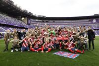 De la mano de Simeone el Atlético de Madrid se quedó con La Liga: reviví los goles y la consagración