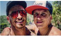 El Polaco y Fede Bal. Fuente (Instagram)
