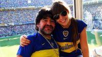 """""""Cada día duele más"""", Dalma Maradona recordó a su padre con un desgarrador posteo a seis meses de su muerte"""