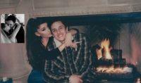 Ariana Grande y su marido. Fuente (Instagram)