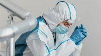 Murió otra enfermera por COVID-19 a pesar de estar vacunada