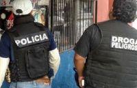 La Policía evitó que se distribuyan cerca de 2.000 dosis de drogas en la Ciudad