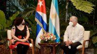 Vizzotti  en Cuba: avanzan las conversaciones por las vacunas  Soberana y Abdala