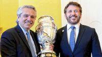 El Gobierno nacional puso en duda la realización de la Copa América en la Argentina