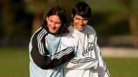 Leo Messi y Kun Agüero. Fuente (Instagram)