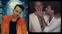 Chano, Louis Tomlinson y Harry Styles. Fuente (Instagram)